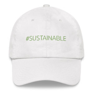 #Sustainable Hat
