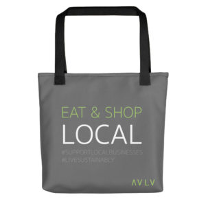Eat & Shop Local Tote