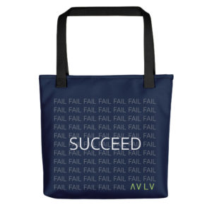 Succeed Tote