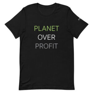 Planet Over Profit Tee
