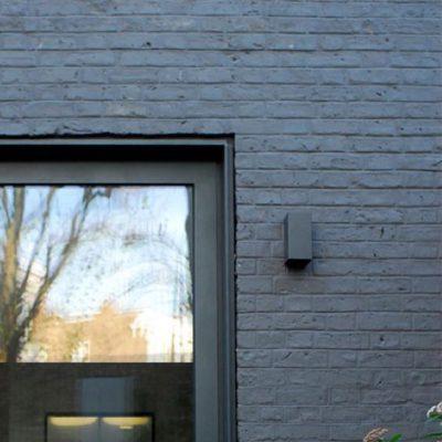 Exterior Brick Window