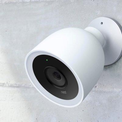 Nest IQ Outdoor Camera